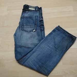 3/22$ Gray Earth mens jeans